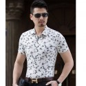 Men's Casual Shirt Modern Style Summer Beach Young