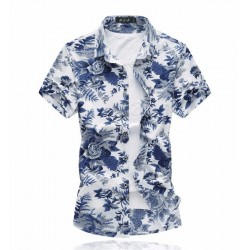 Men's Floral Shirt New Stylish Fashion Cute Stylish Shirt