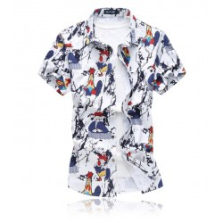 Fashion Casual Men's Casual Shirt