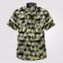 Men's Casual Chess Fashion Rodeo Cavalcade Style