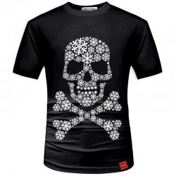 Manica corta da uomo di colore 3D Shirt