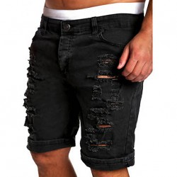 Bermuda Casual Swag Oversized Mens Casual Jeans Various Colors