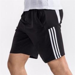 Short Marca Preto Masculino Esporte Para Exercicio e Corrida Fitness