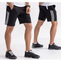 Short Black Brand Men's Sport For Exercise and Fitness Race