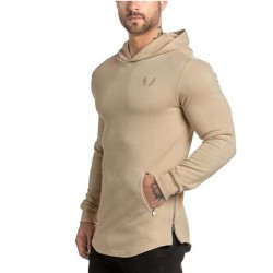 Men's Fashion Casual Sport Hooded Training Hooded Sweatshirt