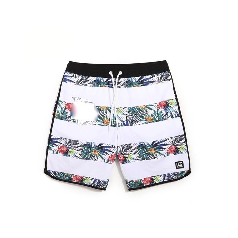 9600446b4ea9 Short Tactel Masculino Listrado Moda Praia Estampa Floral Tropical