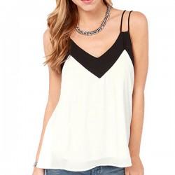 Blusa Feminina Branca Casual Moda Verão Super Barata