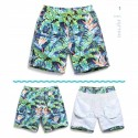 Bermuda Florida Men's Casual Fashion Beach Summer Tropical Style
