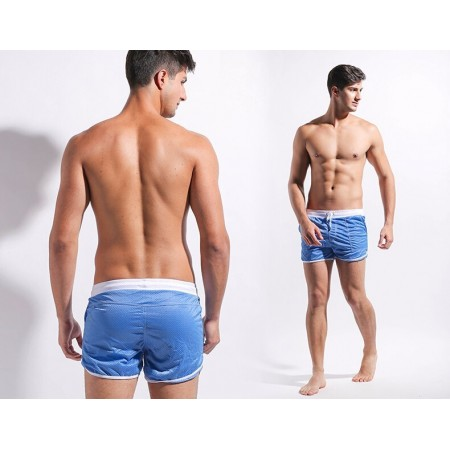 Short Training Above Men's Knee Comfortable Sport