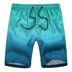 Bermuda Masculina Confortavel Natação Esporte Casual Verão Praia