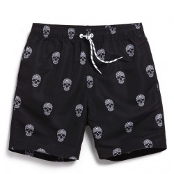 Short Print Men Casual Beach Summer Comfortable