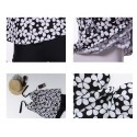 Set Tankini Swimsuit blouse and Shortinho Beach Women's Floral