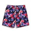 Bermuda Short Floral Printed Comfortably Loose Casual Beach Summer
