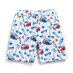 Short Short Men Comfortable Summer Beach Casual