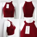 Blouse Minnie Women Regatta Knitted Various Colors in Cotton