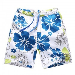 Men's Bermuda Comfortable Adjustable Summer Beach Casual