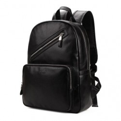 Ziper Unisex Backpack Casual School Comfortable Work
