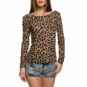 Estampa Oz Blouse Women Long Sleeve Casual