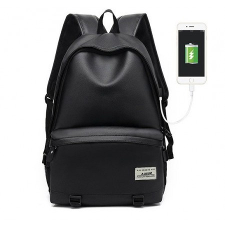 Backpack with Cell Phone Charger