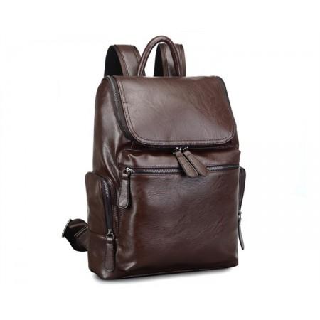 Elegant Male Leather Social Work Bag