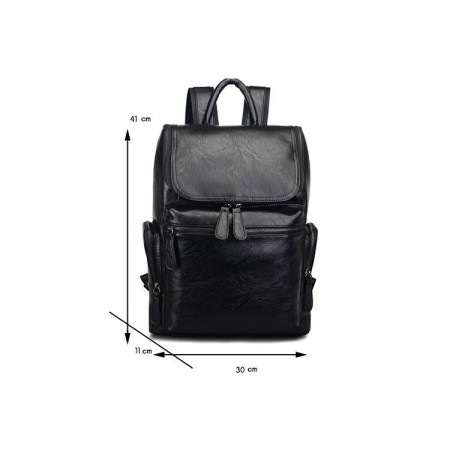 Elegant Male Leather Social Work Bag