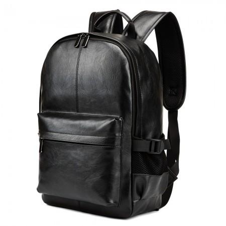7236dd2e19 men-s-college-backpack-in-waterproof-black-leather.jpg