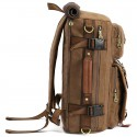Large Adventure Backpack Unisex Travel Expedition Travel