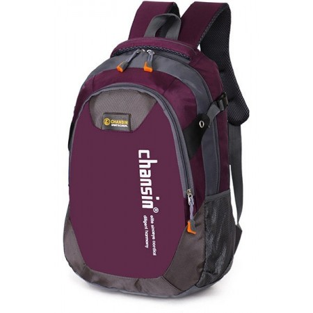 Men's Printed Backpack Men's USB Battery Charge
