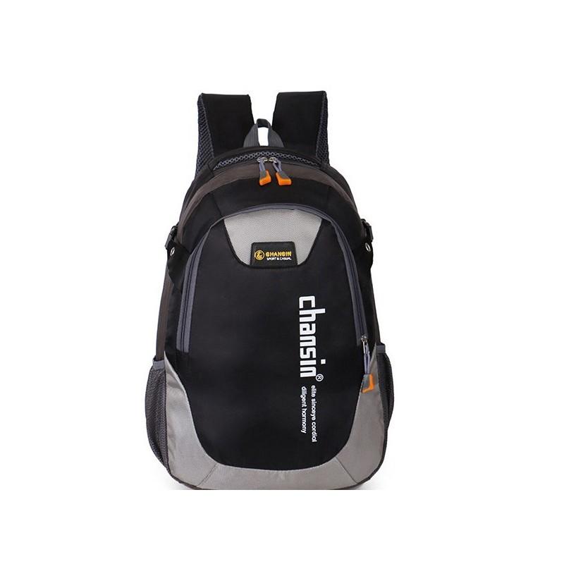 4cdb4c888 Mochila Masculina Estampada Masculina Bateria USB Charge Escolar