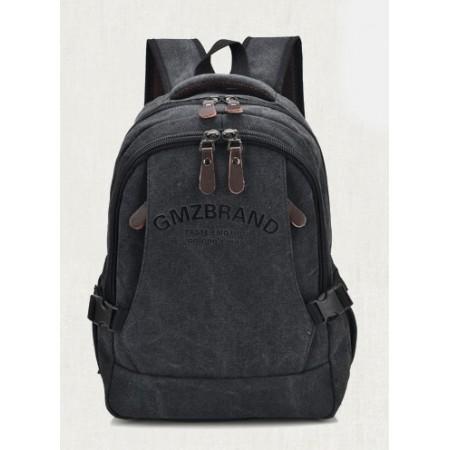 School Backpack Casual Work Bag Purse Brown Jeans