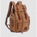 Unisex University Backpack Full of Leather Handbags