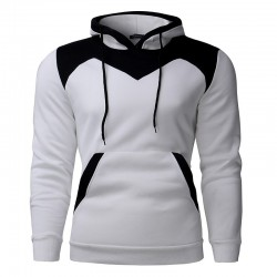 Men's Shredded Hoodie For Casual Academy Training