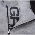 Comfortable Sports Hooded Sweatshirt Men's Casual Hooded Ziper