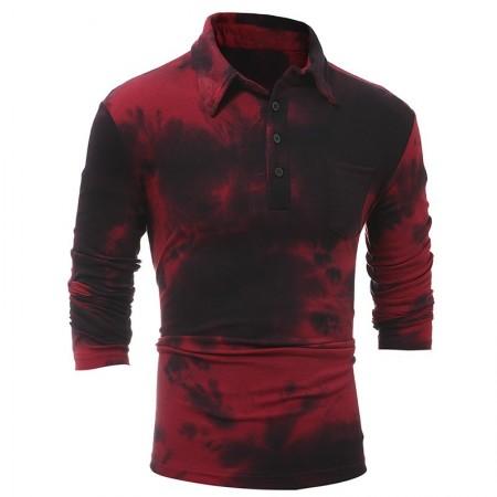 Beautiful Printed Long Sleeve Casual Shirt