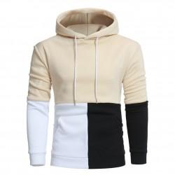Men's Sweatshirt Casual Shrunk Fashion Hooded Winter