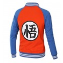 Men's Casual Goku Sweatshirt Work Winter Fashion