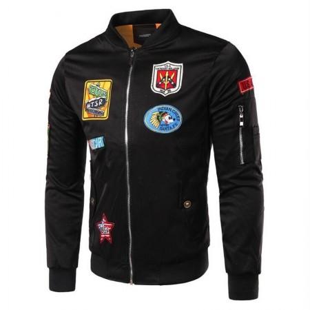 Jaqueta Militar Masculina Trabalho Casual Moda Inverno