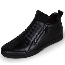Tennis High Top Formal Male Dekesen Casual Style