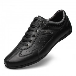 Sapatenis Black Luxury Elegant Party Club Men's Social Shoe