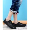Sapatenis Black Luxury Elegant Party Club Men's Social Shoe