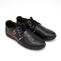 BIMUDUIYU Formal Elegant Formal Shoes Men's Anti-Smell