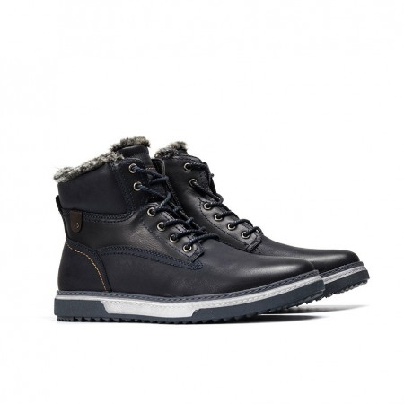 Z6 Punk Basic Country Style Men's Casual Boot
