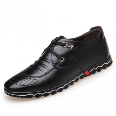 Men's Casual Shoe Elegant Formal Style Adult Anti-Smell