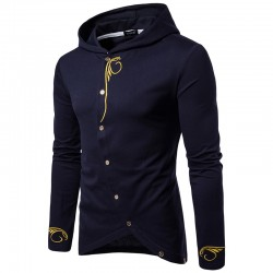 Fashionable Casual Mens Sweatshirt Formal Winter Fashion