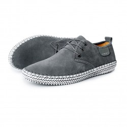 Stylish Formal Men's Shoe Style Adult Suede SURGUT