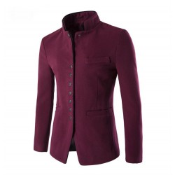 Men's Casual Blazer Formal Azimeric Workwear