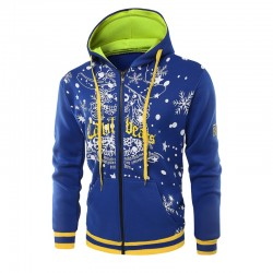 Men's Sweatshirt Ziper Hooded Zip Jacket
