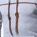 Moletom Moderno Casual Masculino com capuz Blusão de frio