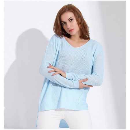 Women's Casual Long Sleeve Casual Sweater GareMay