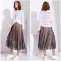 GareMay Loose Long Sleeve Women Pullover Sweater